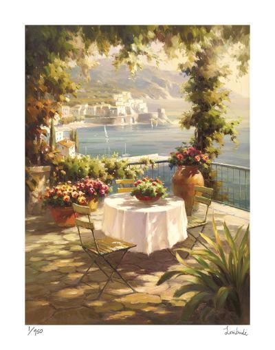 Afternoon Breeze-Roberto Lombardi-Giclee Print