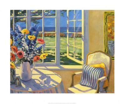 Afternoon in Ohio-Suzanne Hoefler-Art Print