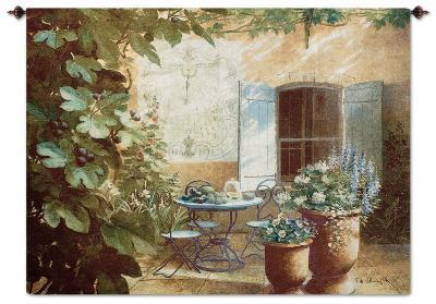 Afternoon in Provence--Wall Tapestry