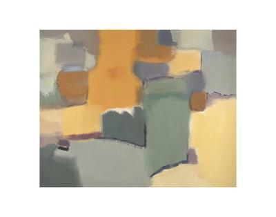 Afternoon Light II-Nancy Ortenstone-Art Print