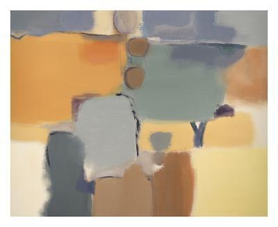 Afternoon Light-Nancy Ortenstone-Giclee Print
