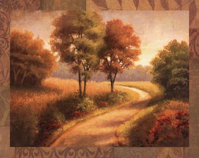 Afternoon Path-Michael Mathews-Art Print
