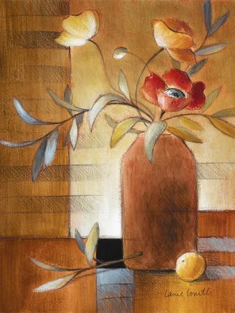 Afternoon Poppy Still Life II-Lanie Loreth-Premium Giclee Print