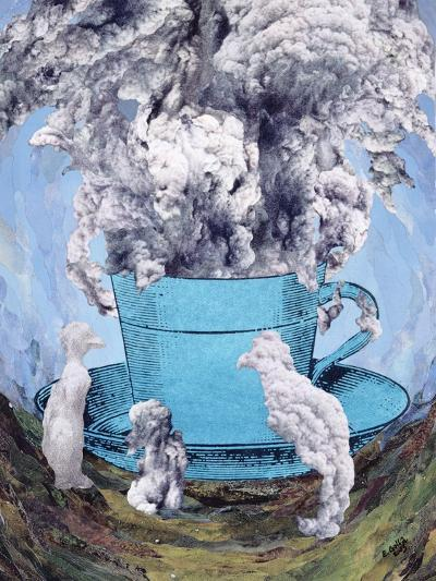 Afternoon Tea, 2003-Ellen Golla-Giclee Print