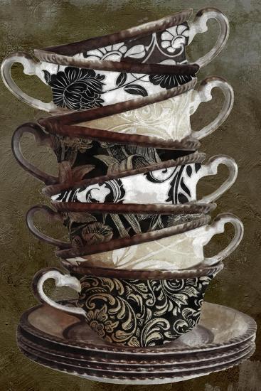 Afternoon Tea II--Giclee Print