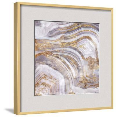 Agate Allure I--Framed Art Print