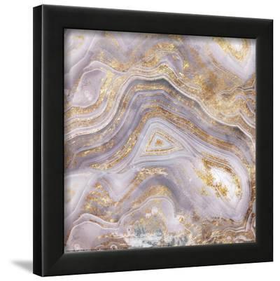 Agate Allure II--Framed Art Print