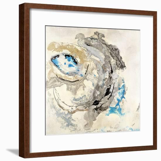 Agate Dazzle II-Jason Jarava-Framed Giclee Print