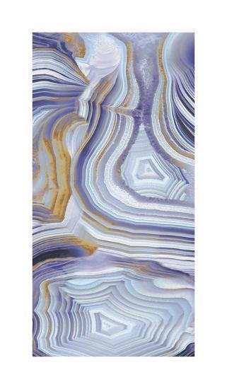 Agate Flow II-Danielle Carson-Giclee Print