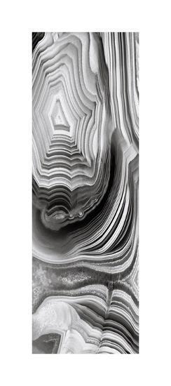 Agate Panel Grey I-Danielle Carson-Giclee Print