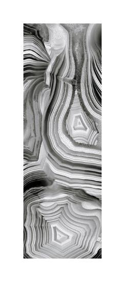 Agate Panel Grey III-Danielle Carson-Giclee Print