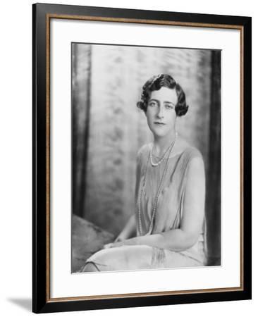 Agatha Christie 1891-1976--Framed Photographic Print