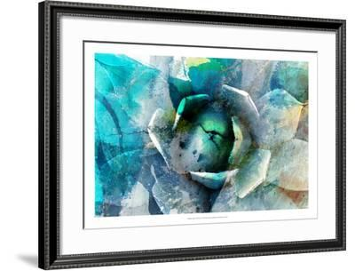 Agave Abstract I-Sisa Jasper-Framed Giclee Print