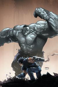 Age of Apocalypse No. 4: Hulk, Wolverine