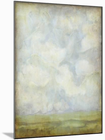 Aged Abstract Landscape I-Naomi McCavitt-Mounted Art Print
