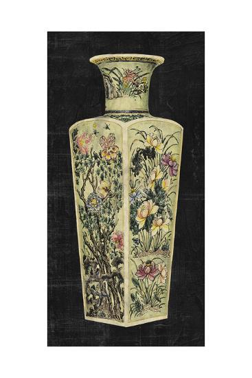 Aged Porcelain Vase I-Vision Studio-Art Print