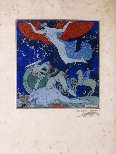 Aggressus Ressurgo, 1918-Georges Barbier-Giclee Print