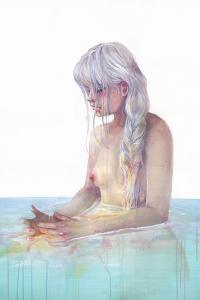 Melt Like Water by Agnes Cecile