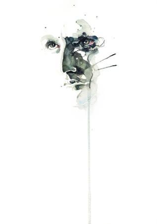 Still Sleeping by Agnes Cecile
