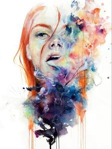 This thing called art is really dangerous by Agnes Cecile