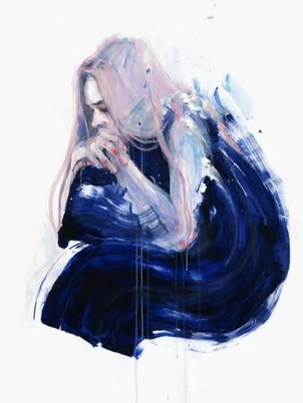 To Be an Island by Agnes Cecile