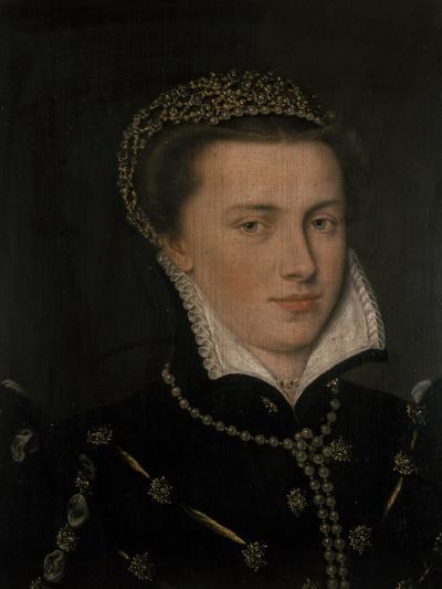Agnes, Countess of Mansfeld--Giclee Print
