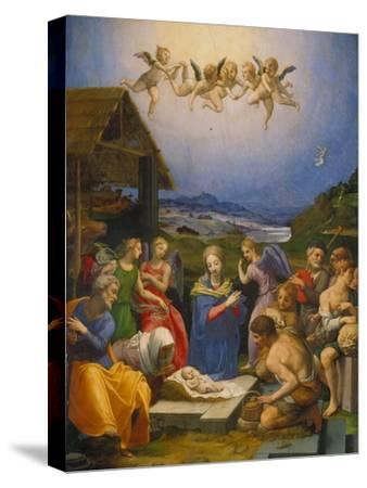 Adoration of the Shepherds, 1530