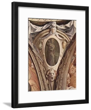 Allegories of the Cardinal Virtues. Frescoes in the Chapel of Eleonora Da Toledo