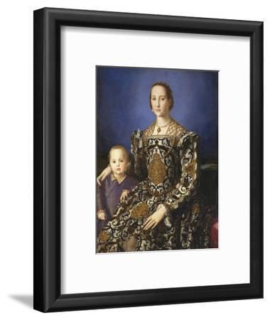 Eleonora of Toledo with Her Son