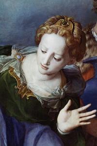 Lamentation of Christ, 1545 by Agnolo Bronzino