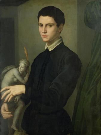 Portrait of a Sculptor, Possibly Baccio Bandinelli (1493-1560)