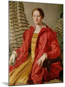 Portrait of Eleonora Da Toledo (1519-74), circa 1550s by Agnolo Bronzino