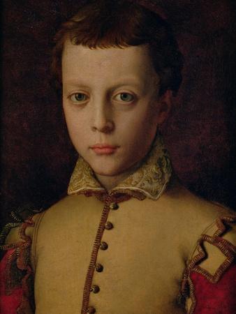 Portrait of Ferdinando De' Medici (1549-1609) (Ferdinand I, Grand Duke of Tuscany)