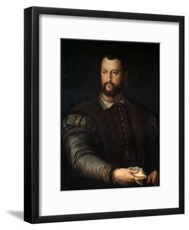 Portrait of Grand Duke of Tuscany Cosimo I De' Medici, (1519-157), after 1560