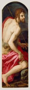 Saint John the Baptist, C. 1544 by Agnolo Bronzino