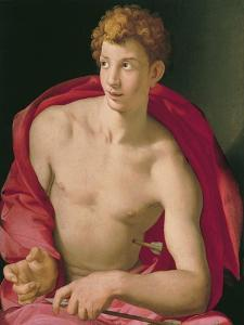 Saint Sebastian, 1533 by Agnolo Bronzino