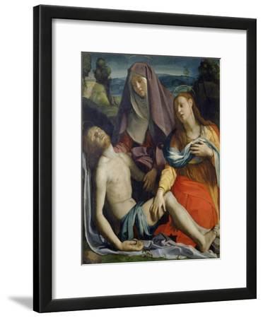 The Lamentation of Christ (Pieta), C. 1530