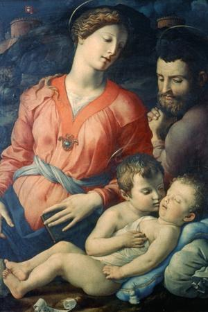 The Panciatichi Holy Family, 1530-1532