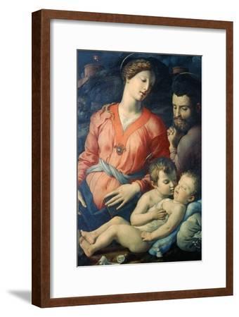 The Panciatichi Holy Family, 1530-1532