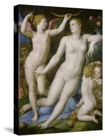 Venus, Amor Und Die Eifersucht