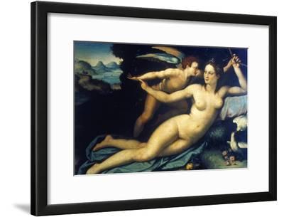 Venus and Cupid, Mid 16th Century