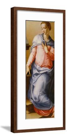 Virgin Annunciate, 1540-1545