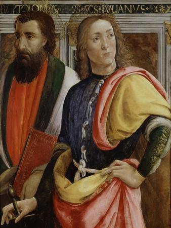Sts Bartholomew and Julian the Hospitaler