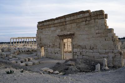 Agora, Palmyra--Photographic Print