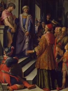 Ecce Homo by Agostino Ciampelli