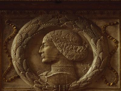 Tondo Depicting Sigismund Malatesta