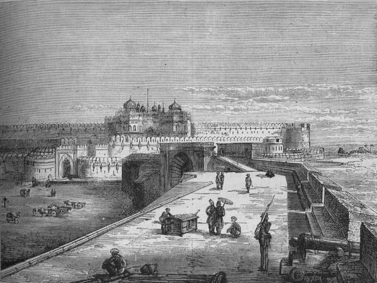 'Agra', c1880-Unknown-Giclee Print