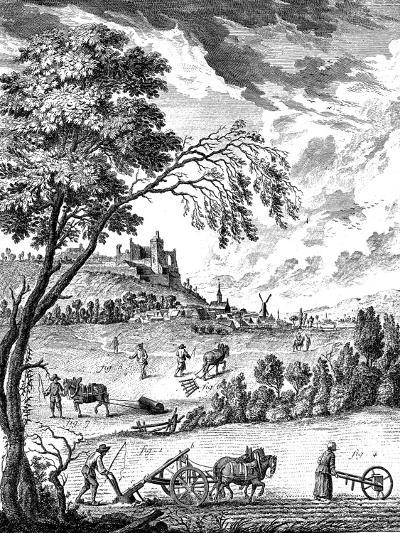 Agriculture, 1751-1780--Giclee Print