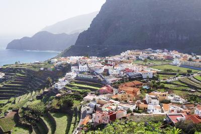 Agulo, La Gomera, Canary Islands, Spain, Atlantic, Europe-Markus Lange-Photographic Print