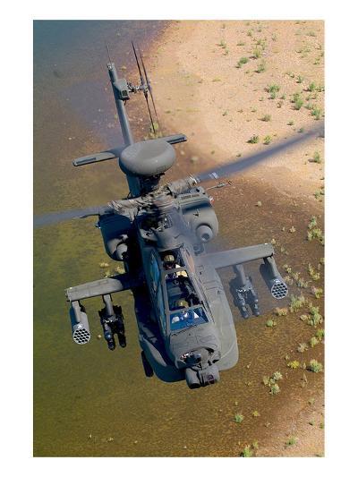 AH-64D Apache Longbow--Art Print